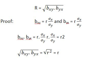 Properties of Regression Coefficients
